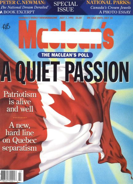 Issue: - July 1995 | Maclean's
