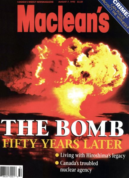 Issue: - August 1995 | Maclean's