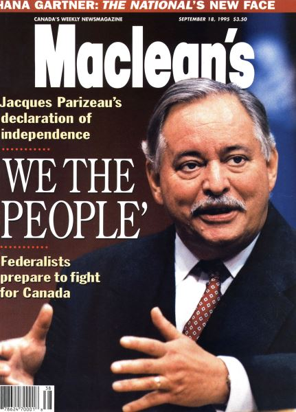 Issue: - September 1995 | Maclean's