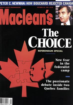 Cover for the October 30 1995 issue