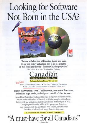 Advertisement, Page: 38d - NOVEMBER 20,1995 | Maclean's