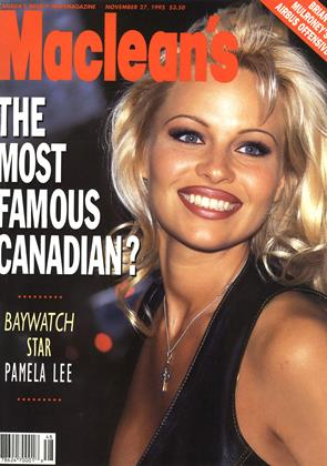 Cover for the November 27 1995 issue