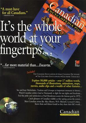 Advertisement, Page: 81 - DECEMBER 4, 1995 | Maclean's