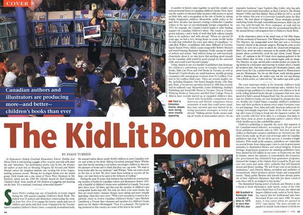 The KidLit Boom