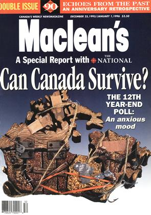 Cover for the December 25 1995 issue