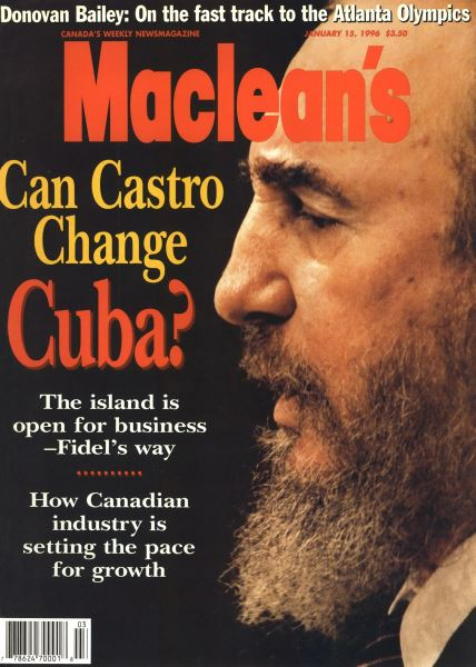 Issue: - January 1996 | Maclean's