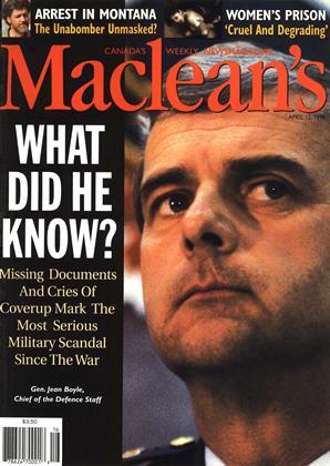 APRIL 15, 1996 | Maclean's