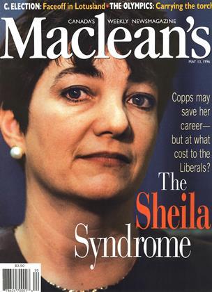 MAY 13, 1996 | Maclean's