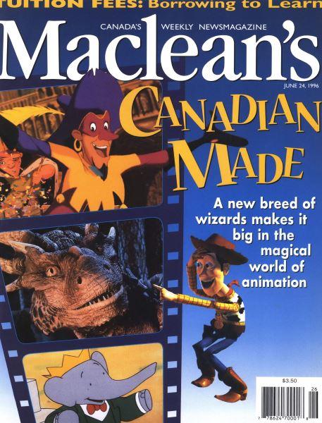 Issue: - June 1996 | Maclean's