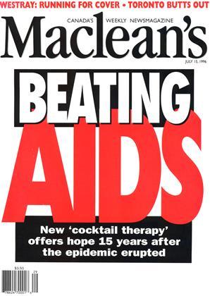 JULY 15, 1996 | Maclean's