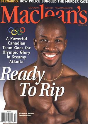 JULY 22, 1996 | Maclean's
