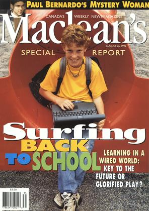 Cover for the August 26 1996 issue