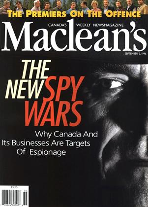 Cover for the September 2 1996 issue