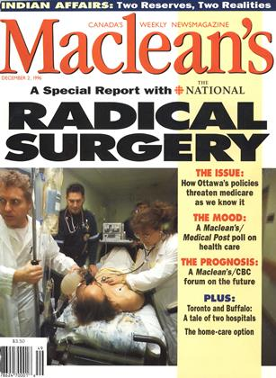 Cover for the December 2 1996 issue