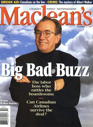 Cover for the December 16 1996 issue