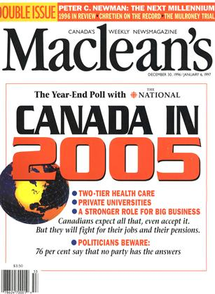 Cover for the December 30 1996 issue