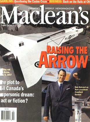 Cover for the January 13 1997 issue