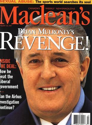 JANUARY 20, 1997 | Maclean's