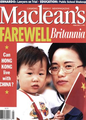 Cover for the February 3 1997 issue