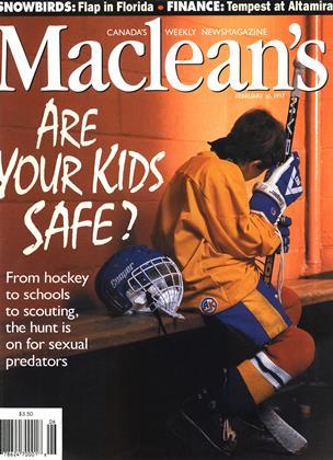 FEBRUARY 10, 1997 | Maclean's