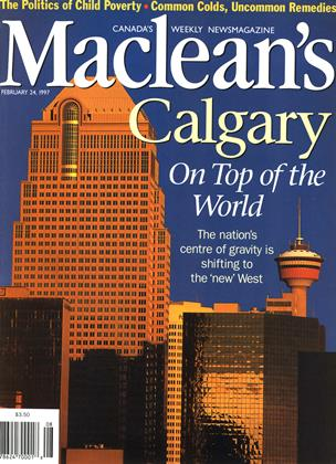 Cover for the February 24 1997 issue