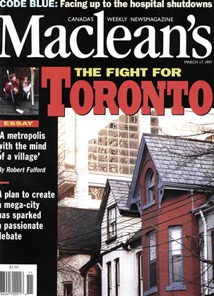 MARCH 17, 1997 | Maclean's
