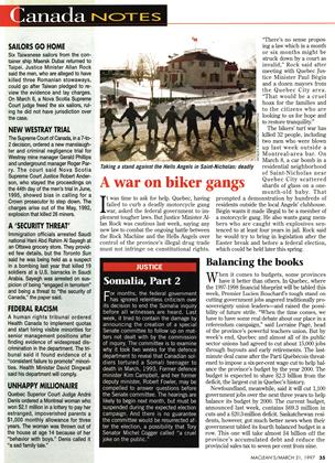 Somalia, Part 2, Page: 35 - MARCH 31, 1997   Maclean's
