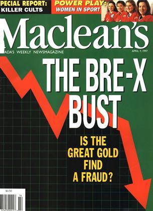 APRIL 7, 1997 | Maclean's