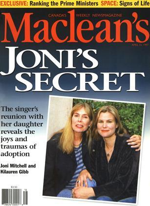 APRIL 21, 1997 | Maclean's