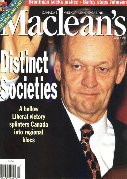 Issue: - June 1997 | Maclean's
