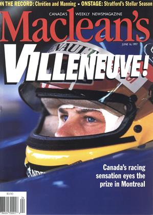 Cover for the June 16 1997 issue