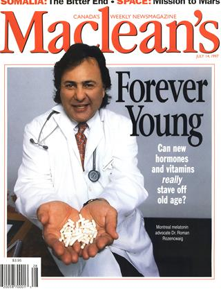 Cover for the July 14 1997 issue