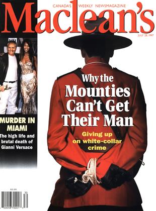 Cover for the July 28 1997 issue