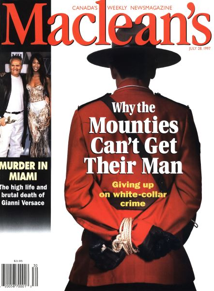 Issue: - July 1997   Maclean's