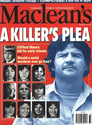 AUGUST 18, 1997 | Maclean's