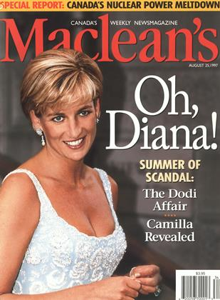 Cover for the August 25 1997 issue