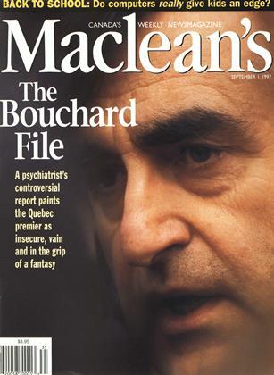 SEPTEMBER 1, 1997 | Maclean's
