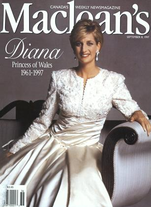 Cover for the September 8 1997 issue