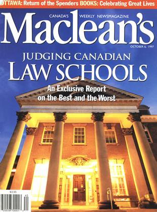 OCTOBER 6, 1997 | Maclean's