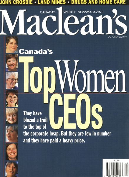 Issue: - October 1997 | Maclean's