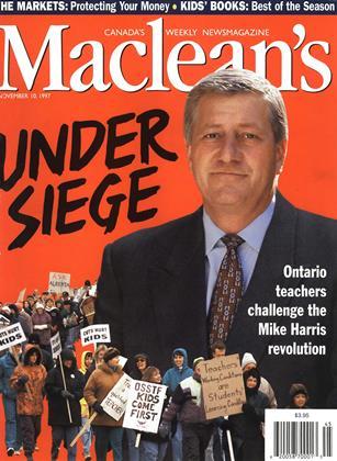 NOVEMBER 10, 1997 | Maclean's