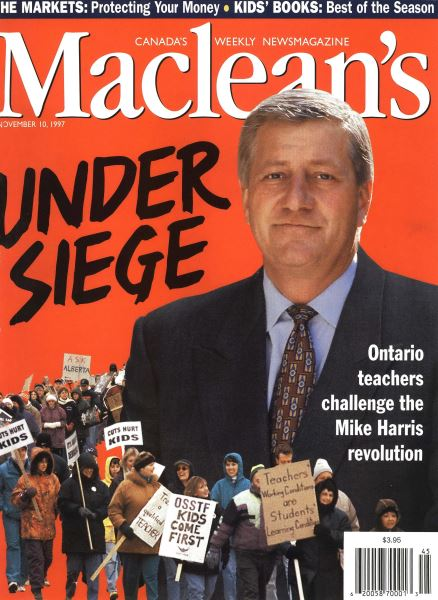 Issue: - November 1997 | Maclean's