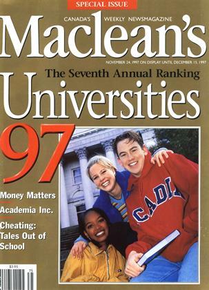 NOVEMBER 24, 1997 | Maclean's