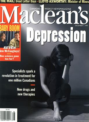 Cover for the December 1 1997 issue