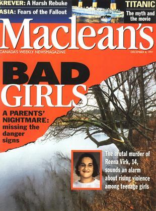 DECEMBER 8, 1997 | Maclean's