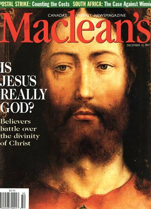 Cover for the December 15 1997 issue