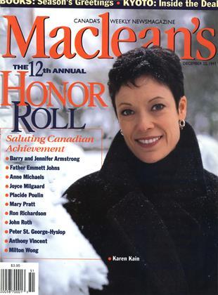 DECEMBER 22, 1997 | Maclean's