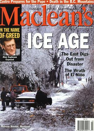 JANUARY 19, 1998 | Maclean's
