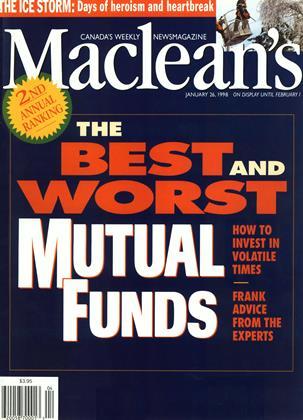 JANUARY 26, 1998 | Maclean's