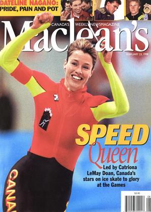 FEBRUARY 23, 1998 | Maclean's